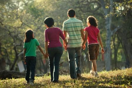 familywalking